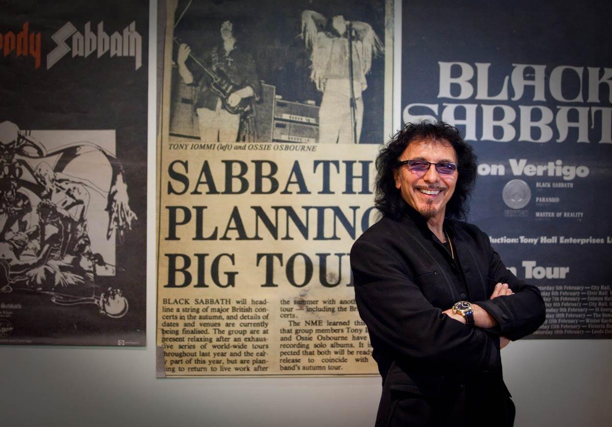 Black Sabbath's guitarist Tony Iommi names his favourite Dio-era riffs