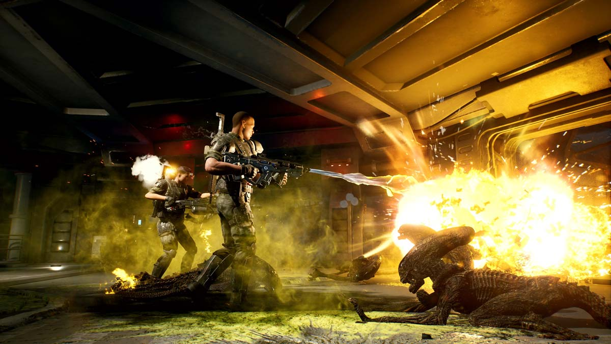 Aliens: Fireteam first trailer dropped and coming this summer