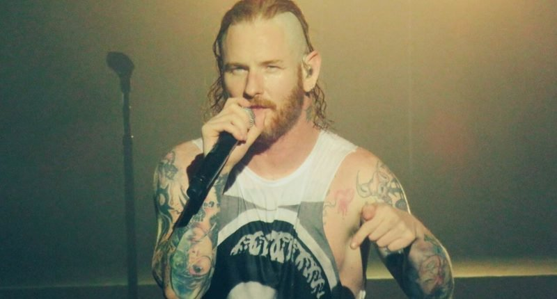 Corey Taylor says Stone Sour will always be there for him and talks about personal problems
