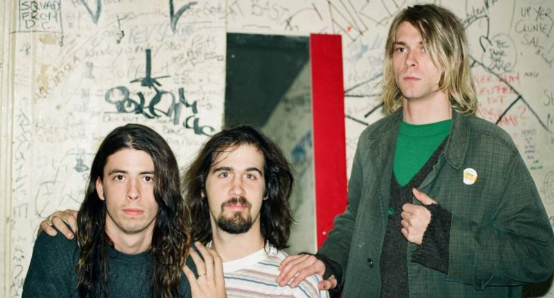 Dave Grohl Describes His Presence in Nirvana 'Anonymous'