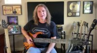 David Ellefson says he plays in Megadeth with the guy that invented thrash metal