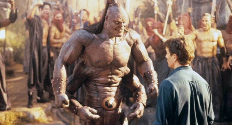 Goro in the new Mortal Kombat movie will be fully animated