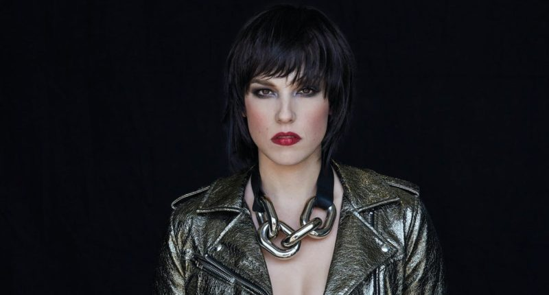Halestorm Frontwoman Lzzy Hale Talks About Their New Album And More
