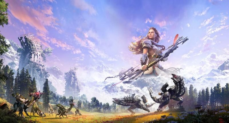PlayStation is giving away 10 free games including Horizon Zero Dawn in Play at Home 2021