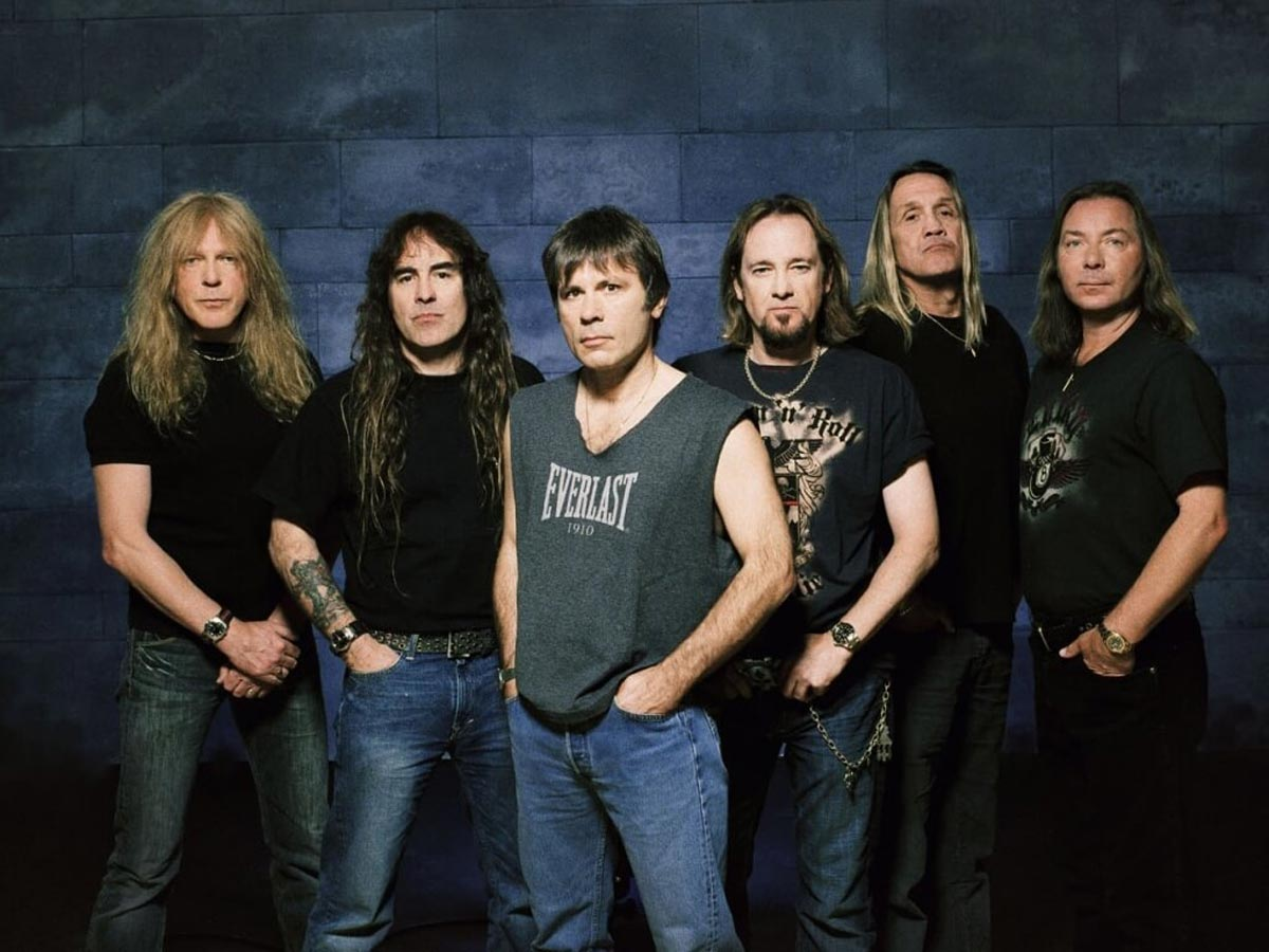 Iron Maiden has some good news for upcoming album