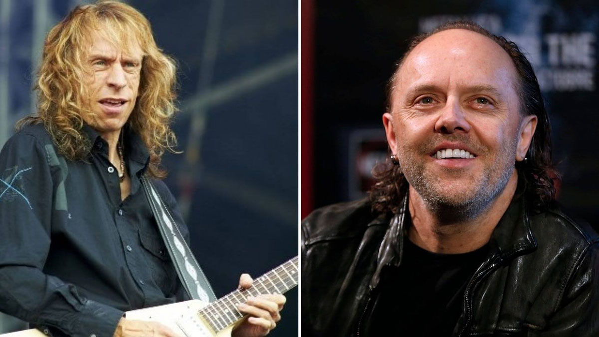 Diamond Head guitarist Brian Tatler talks about 17-years-old Lars Ulrich