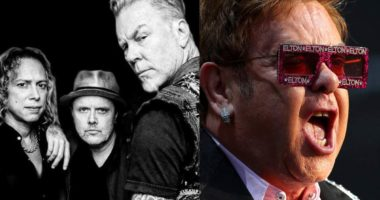 A New Collaboration of Elton John and Metallica Seems On Its Way