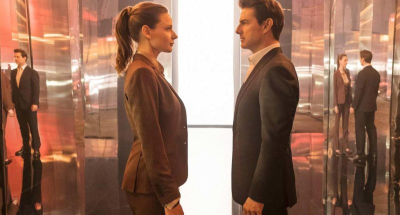 Don't expect to see the trailer of Mission: Impossible 7 soon