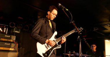 Paul Gilbert Talks About His New Solo Album 'Werewolves of Portland'