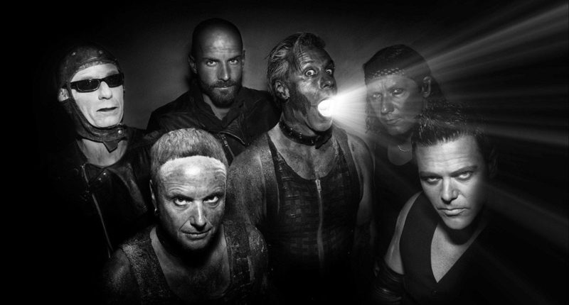Rammstein announces they finished the recording session for a new album
