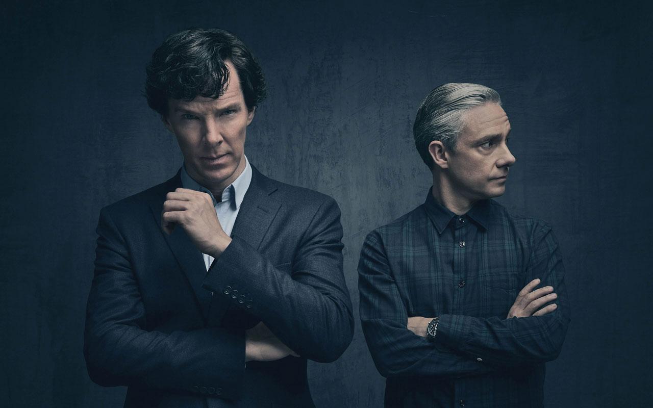 Sherlock Season 5 Possible Release and Interviews