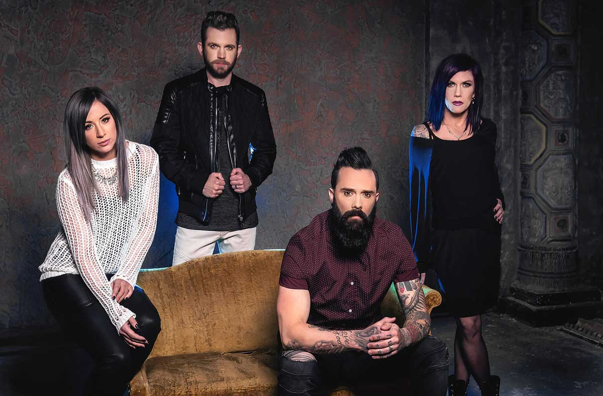 Skillet hitting the road again with Spring 2021 Drive-In Theater Tour
