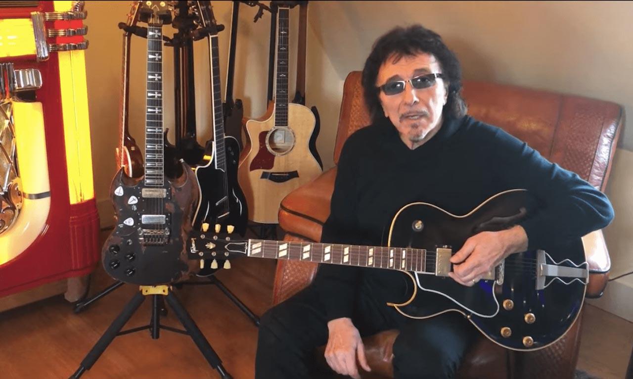 Black Sabbath guitarist Tony Iommi talks about his next possible solo album