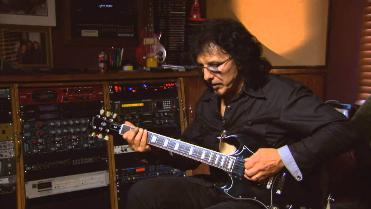 Tony Iommi reveals a Black Sabbath biopic in his latest interview
