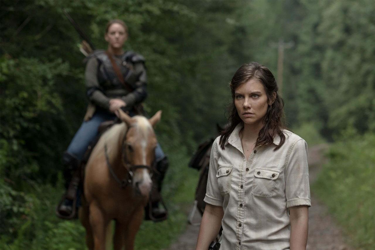 The Walking Dead showrunner talks about Season 11