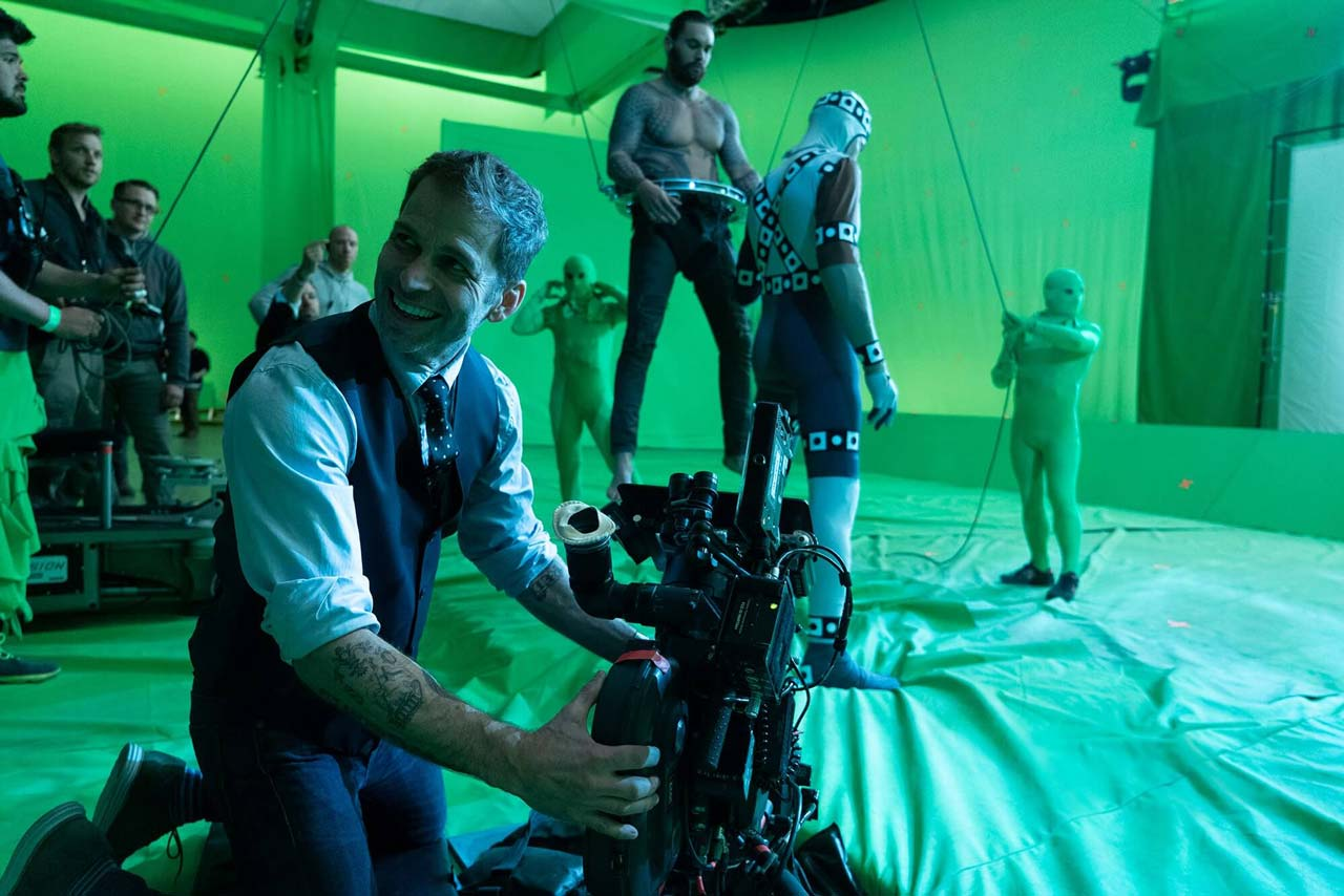 Netflix and HBO Max Ready to Make A Deal with Zack Snyder