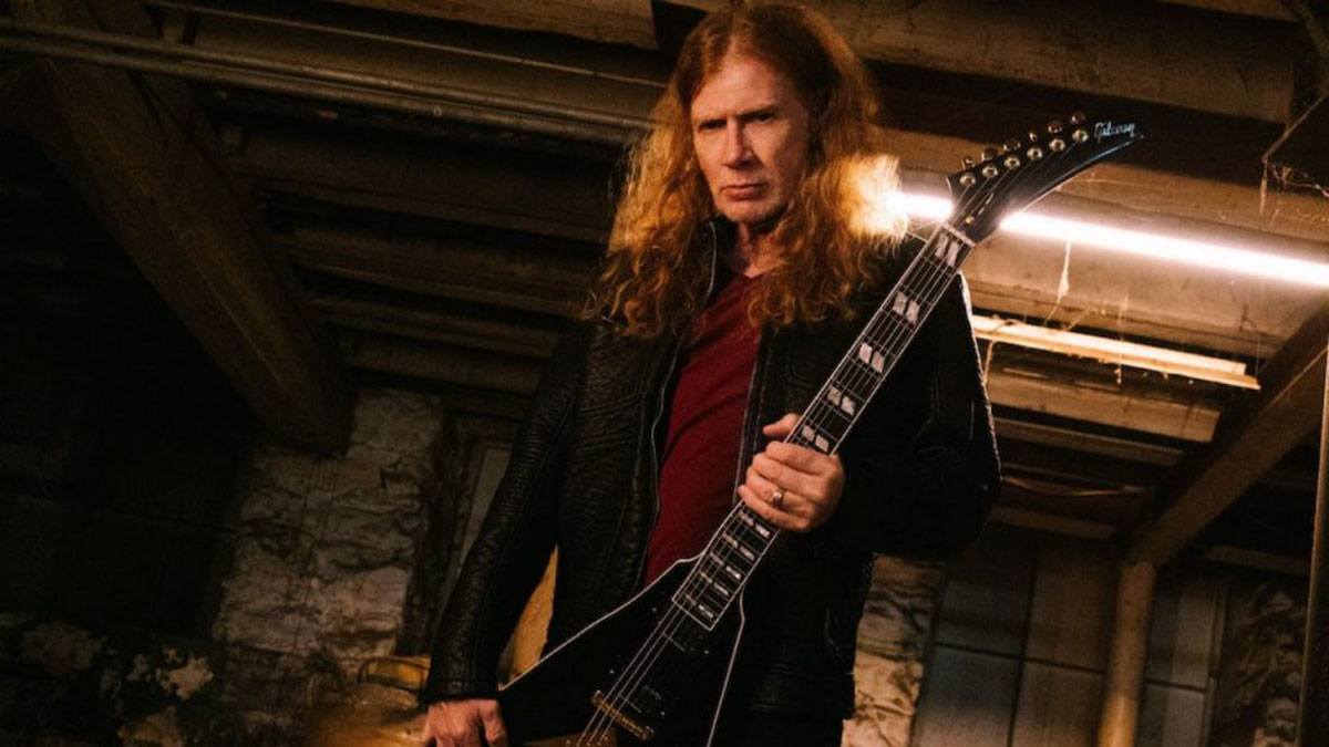 Dave Mustaine reveals there is only one song left to upcoming Megadeth album