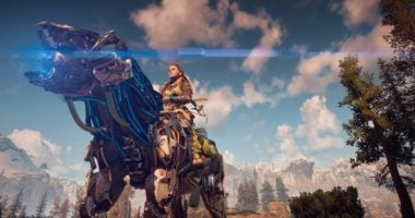 Horizon Zero Dawn is reportedly going to be adapted into a movie