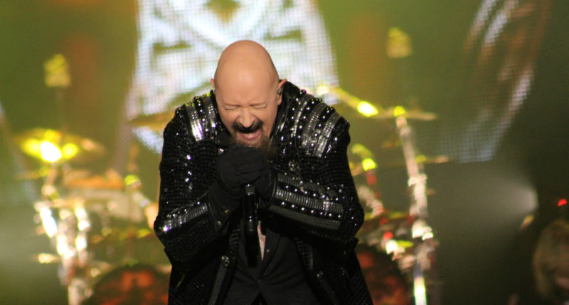 Judas Priest vocalist Rob Halford encourages metal fans to get vaccinated