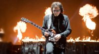 Black Sabbath guitarist Tony Iommi praises Metallica in an interview