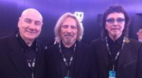 Black Sabbath drummer Bill Ward did not want Ronnie James Dio to be in the band