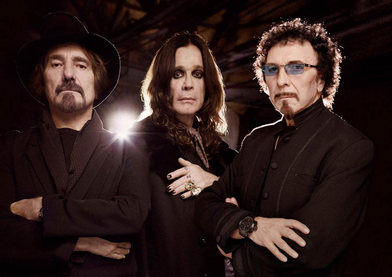 "Black Sabbath guitarist Tony Iommi: ""I think it was the best thing for Oz"""