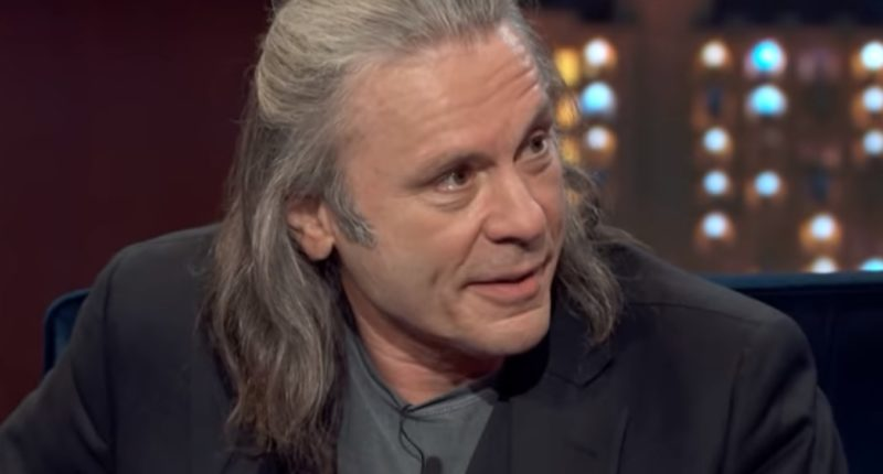 Iron Maiden's Bruce Dickinson Says How He Felt After Meeting the Rock God