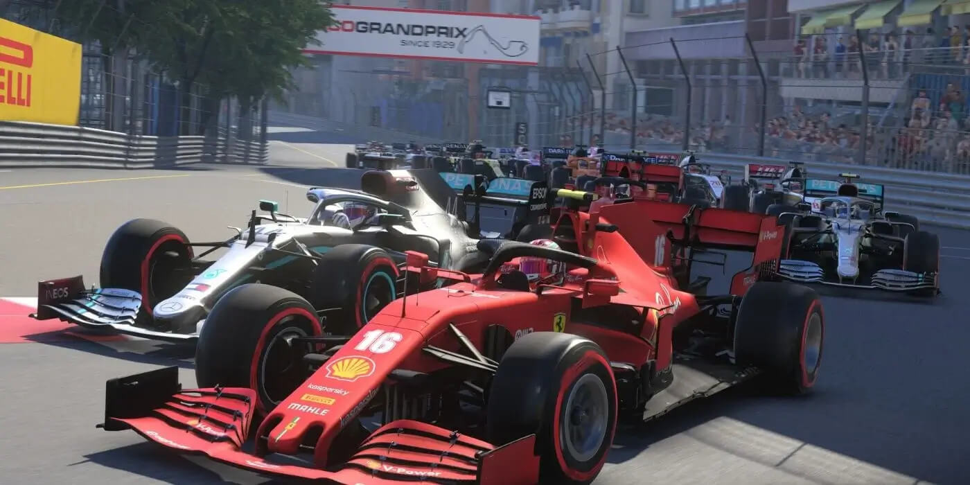 F1 2021 shared with story mode coming this July