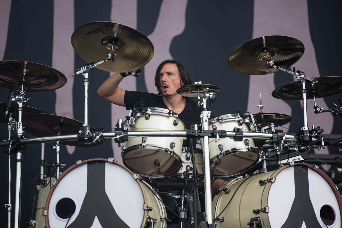 Gojira drummer reveals how Metallica behaved at the band's latest tour concerts