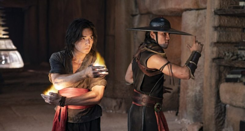 When is the new Mortal Kombat movie coming to HBO Max?