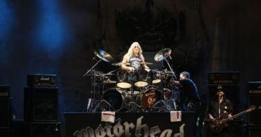 "Motörhead drummer Mikkey Dee: ""I'm a drummer that plays so hard"""