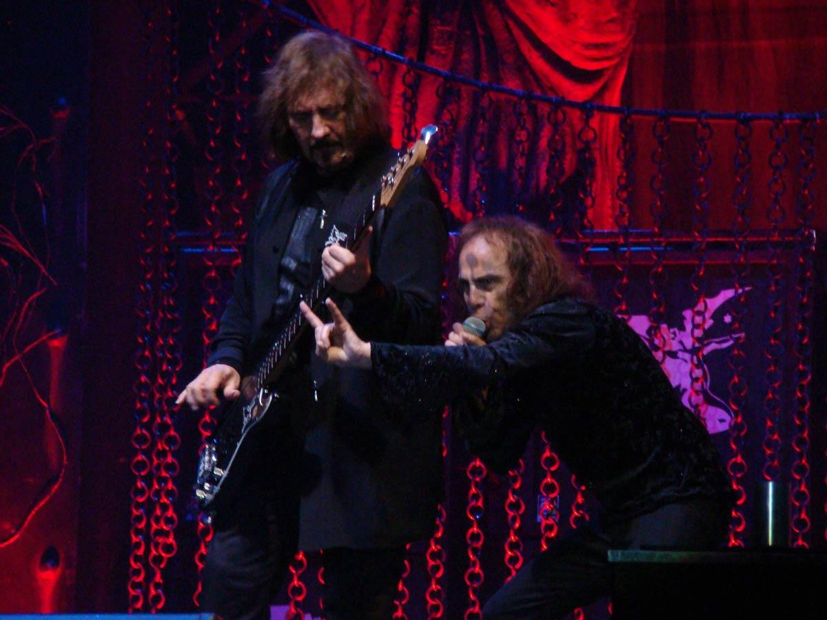 Black Sabbath's Dio-era is going to be a book: Sabbath - The Dio Years