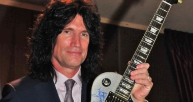 KISS guitarist Tommy Thayer explains how he discovered his 31-year-old daughter