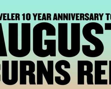 August Burns Red Announce Leveler 10th Anniversary Tour