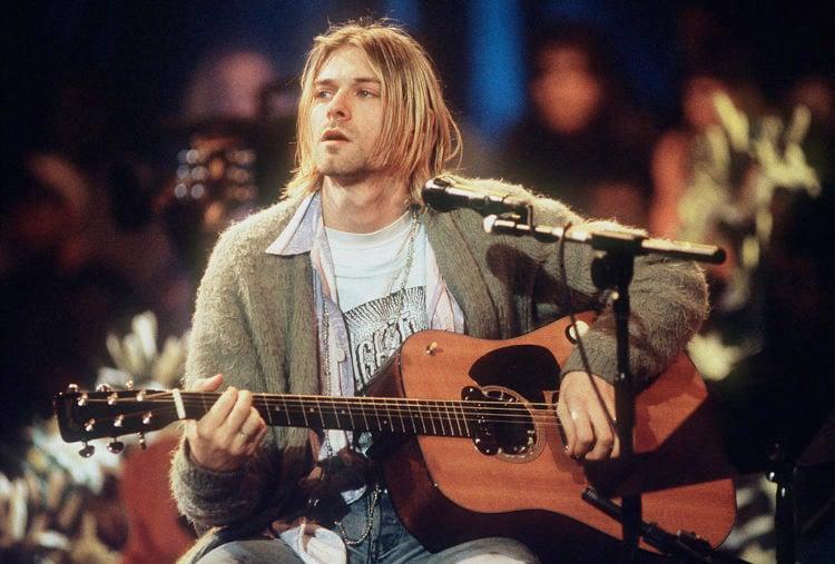 Curt Kobain