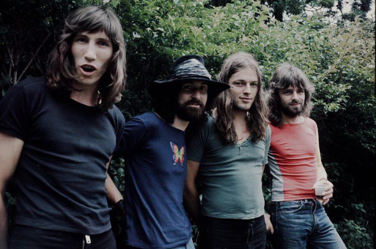 (MANDATORY CREDIT Koh Hasebe/Shinko Music/Getty Images) Pink Floyd live at Hakone Aphrodite, Kanagawa, August 6, 1971. (Photo by Koh Hasebe/Shinko Music/Getty Images)