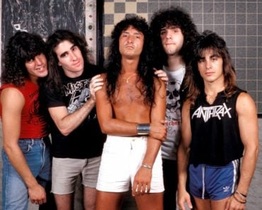 The 10 Best Anthrax Albums Ranked