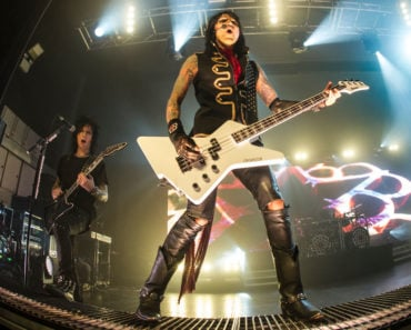Whatever Happened to Ashley Purdy from Black Veil Brides?
