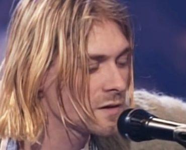 Kurt Cobain's FBI File Is Released