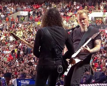 The 10 Best Metallica Songs Of All-Time