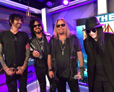 The 10 Best Motley Crue Songs Of All-Time