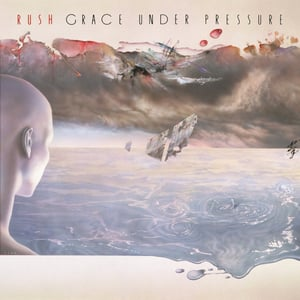 Rush Grace Under Pressure Cover