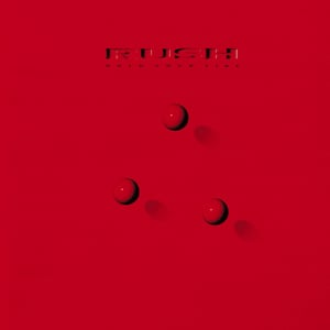 Rush Hold Your Fire Cover