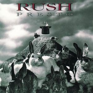 Rush Presto Cover