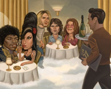 The 27 Club: Artists Who Lived Fast and Died Young
