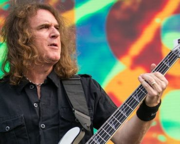 Megadeth Issues an Official Statement about the David Ellefson Scandal