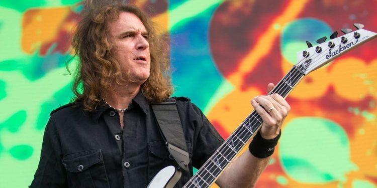 Megadeth issue a statement about David Ellefson scandal