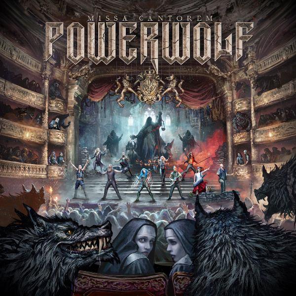powerwolf missa cantorem cover