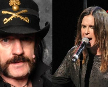 "Ozzy Osbourne: ""My Rock God is Lemmy Kilmister"""