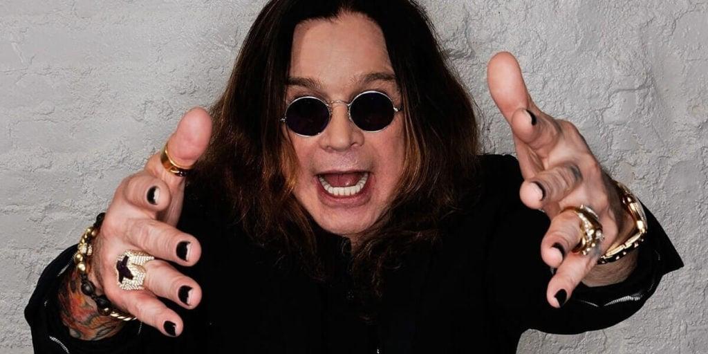 Ozzy Osbourne has already done 15 tracks for his new album